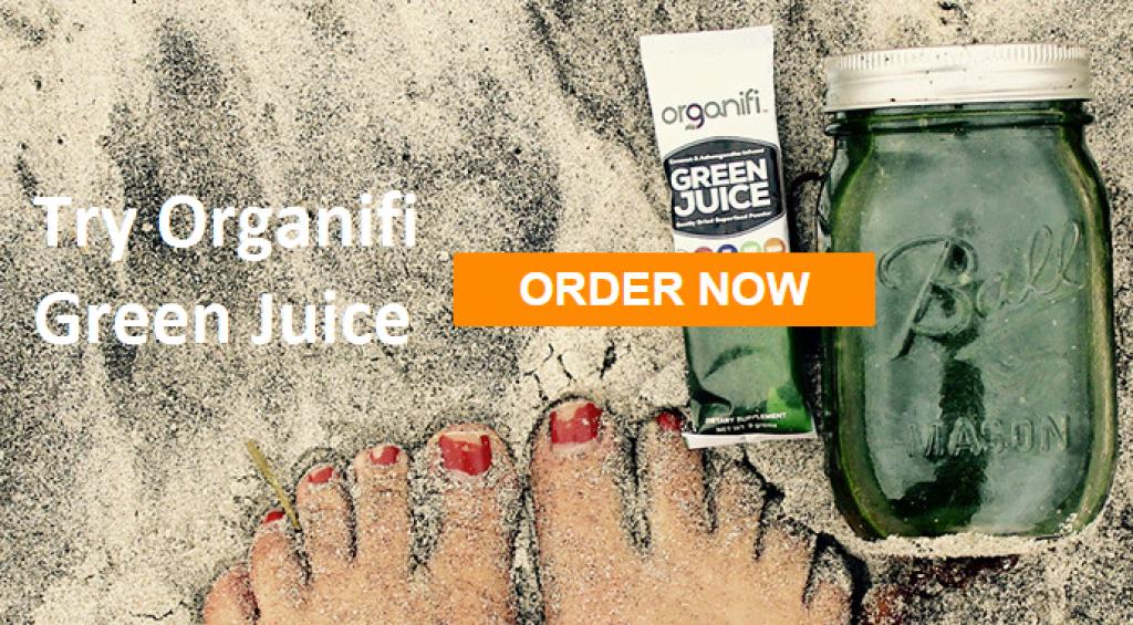 organifi green juice recipe