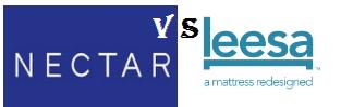 Nectar vs Leesa Mattress