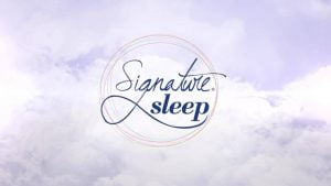 signature sleep mattress coupon