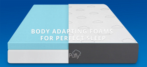 puffy mattress coupon