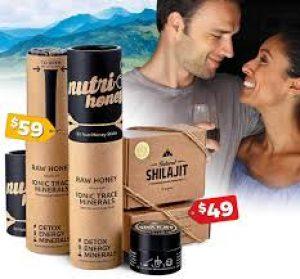 Natural Shilajit Coupon Code 35% Off