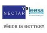 Nectar vs Leesa Mattress Review : Which Is Better?