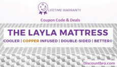 $125 Off Layla Sleep Mattress Coupon Code [New]